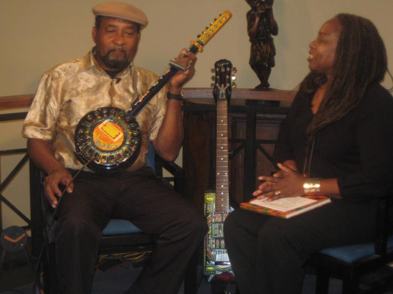 The 34th Annual Mississippi Delta Blues and Heritage Festival